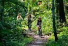 サイクリング&エレファントサファリ