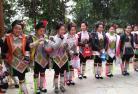 神秘な少数民族部落を訪れる2日間(新幹線利用)