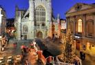 英国2大クリスマスマーケット巡り バースとウィンチェスター