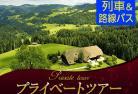 【プライベートツアー】 日本語ガイドと列車&路線バスで行く エメンタール半日観光(午前発・午後発)