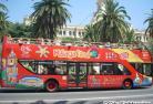 乗降自由バス1日券(マラガ市内)