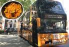 タパスを食べながらマドリッド市内観光「タパスバス」