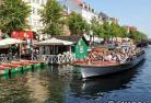 コペンハーゲン運河クルーズツアー