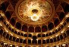 オペラ劇場と中央市場見学 カフェ「ジェルボー」でのティータイム