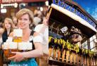 【9/19・20・22 限定】 オクトーバーフェスト2016 ~予約困難な人気大型ビールテント サッカー選手にも人気のレーベンブロイ~
