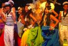 ニューハーフショー(マンボ)と古典舞踊ディナー