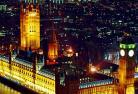 オープントップバス ロンドンナイトツアー