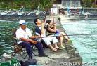 バリ島で釣り お手軽ショアフィッシング