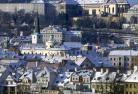 バス&クルーズ&徒歩で!3つの手段で充実!プラハ半日市内観光ツアー!