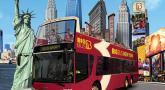 ビッグバスツアーズニューヨーク 満喫パック【2日間乗降自由市内観光バス+クルーズ+ナイトツアー+ブルックリンツアー】