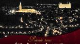 【プライベートツアー】 美しいトレドの夜景鑑賞 (展望レストランの座席予約付)