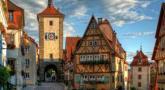 《ロマンチックライナー》  ローテンブルクとヴュルツブルク1日観光 ローテンブルクまでの片道プランもあります