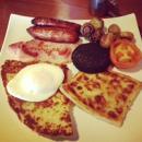 ベルファストの定番朝食の写真|ピックアップ! イギリス 料理・グルメ情報