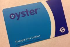 (ロンドン)オイスター・カード|マネパカード