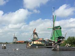 欲張りアムステルダム♪ 2大美術館と風車村ツアー 日本...