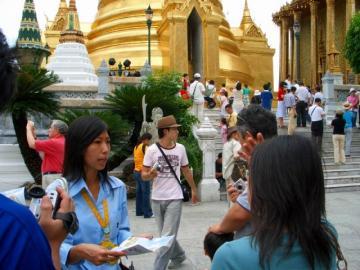 絶対外せないバンコク市内観光(選べる?ランチ付/ランチなし)