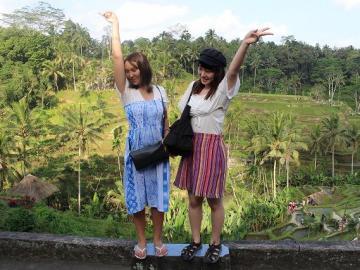 バリ島3大観光地巡り1日ツアー【日本語ガイド/イタリアンディナー付】