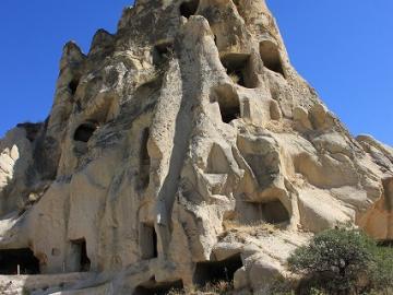 トルコが誇る世界遺産!カッパドキア1日ツアー レッドツアー