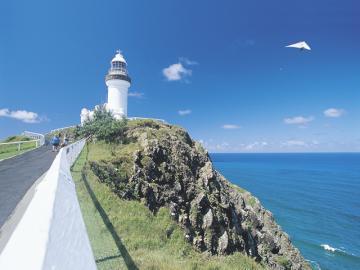 オーストラリア大陸最東端 バイロンベイ1 日観光