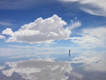 ウユニ塩湖1日ツアー [チャーター貸切] ウユニ発