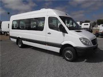 デニズリ空港 - パムッカレ市内間 直行シャトルバス