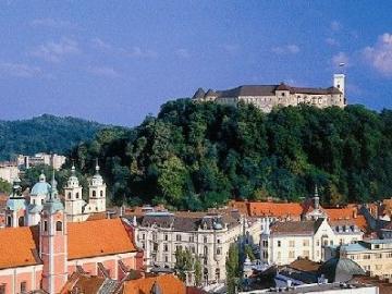 芸術の都!スロべニア首都リュブリャーナ1日観光