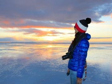 ウユニ塩湖で塩のホテル & 日本語ツアー付 7日間 [パリ発/ ウユニの観光:日本人アシスタントガイド付(12月下旬~3月) またはスペイン語ドライバーのみ(4月~12月下旬)] ※燃料込み