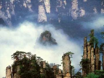 山水美の絶景 張家界・武陵源2日間の旅