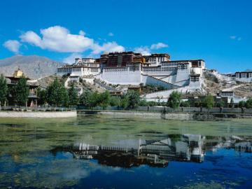 チベット ラサ市内2日間観光