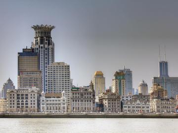 上海市内一日観光(混乗)