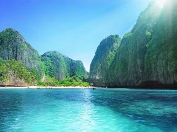 ピピ島&カイ島1日ツアー+本格スパ体験☆豪華スパや古式タイマッサージなど4種類のスパから選べます!