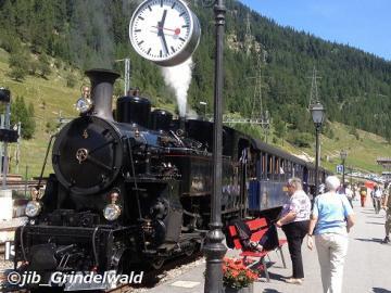 S18 3つの峠を巡る旅、フルカ蒸気機関車全線の旅・パッケージ(専用車で巡る1日コース)