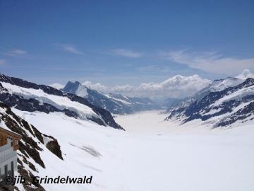 S24 初めてのスイス・パッケージ(5泊6日、グリンデルワルトとツェルマットに滞在)