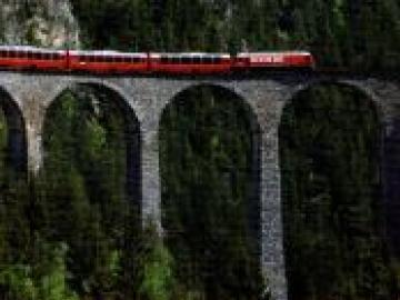 3大急行列車の旅パッケージ(8泊9日コース)