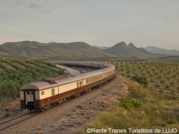 豪華列車「アル・アンダルス」で巡る カスティーリャ・レオンとガリシア 6泊7日 マドリッド~サンティアゴ・デ・コンポステーラ