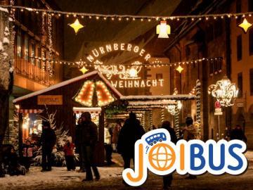 【JOIBUS】シュトゥットガルトからクリスマスの町を訪れながらミュンヘンへ フランスのストラスブールと南部ドイツ2日間周遊
