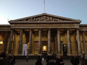 【10月18日・25日、11月1日・8日・15日限定】夜の大英博物館 ~公認日本語ガイドがエジプト文明と秘宝をご案内(英国パイ料理ディナー付プランもあり)