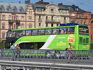 乗り降り自由バス ホップオン・ホップオフ