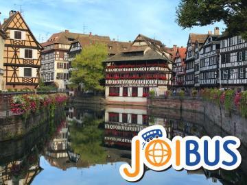 【JOIBUS】フランクフルトからミラノへ ドイツ・フランス・スイス・イタリア3日間縦断