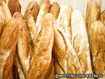 パリのパン屋さんの舞台裏見学