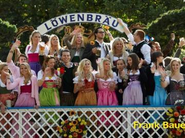 【9/18・24・25、10/1・2限定】 オクトーバーフェスト2016 ~パウラーナーが提供される人気テント・アルムブルストシュッツェン~
