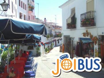 【JOIBUS】コルドバからセビリヤへのアンダルシア2日間周遊
