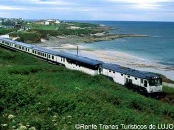 豪華列車「エル・トランスカンタブリコ」で巡る 北スペイン7泊8日 サンティアゴ・デ・コンポステーラ~サン・セバスチャン