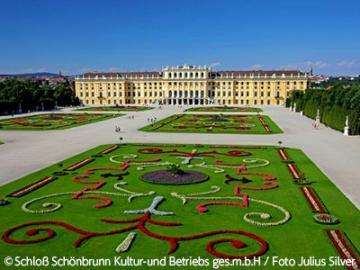 ウィーン市内とシェーンブルン宮殿 午前観光 ~世界遺産を巡るウィーン・ハイライト~