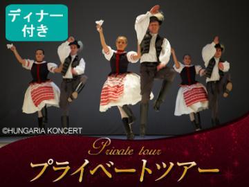 【プライベートツアー】 往復送迎+日本語アシスタント付き 民族舞踊パフォーマンス鑑賞  ディナー付きプラン