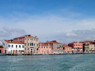 ベネチア・ラグーナ3島巡り