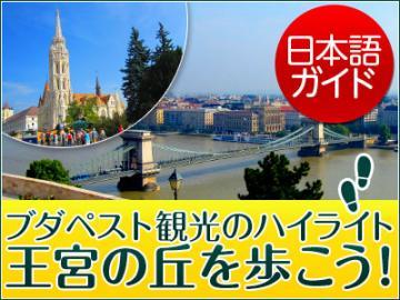 ブダペスト王宮の丘ウォーキングツアー