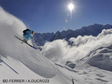 シャモニー・スキーツアー