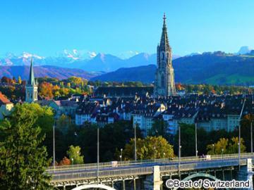 スイスの首都 ベルン1日観光
