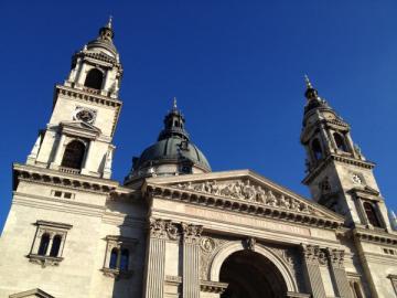 ブダペストのペスト地区散策 Aコース